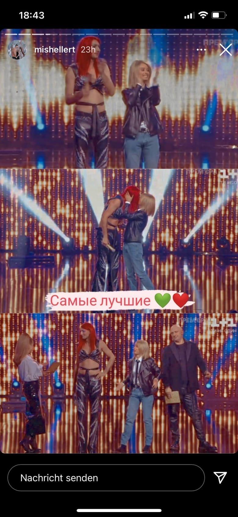 Ksenia Mishina - Sasha Ellert - Bachelorette Ukraine -  Season 1 - Discussion  - Page 6 C4e8qcU2npQ