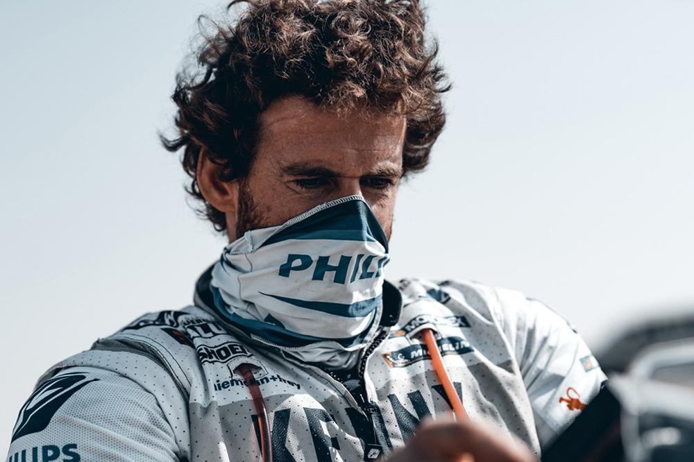 Ралли Дакар 2021: Корнехо выиграл 8-й этап и укрепился в лидерах