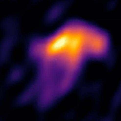 """Ученые обнаружили загадочный космический объект и не могут объяснить его """"поведение"""""""