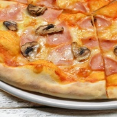 """Пицца """"Прошутто-фунги"""" 30см"""