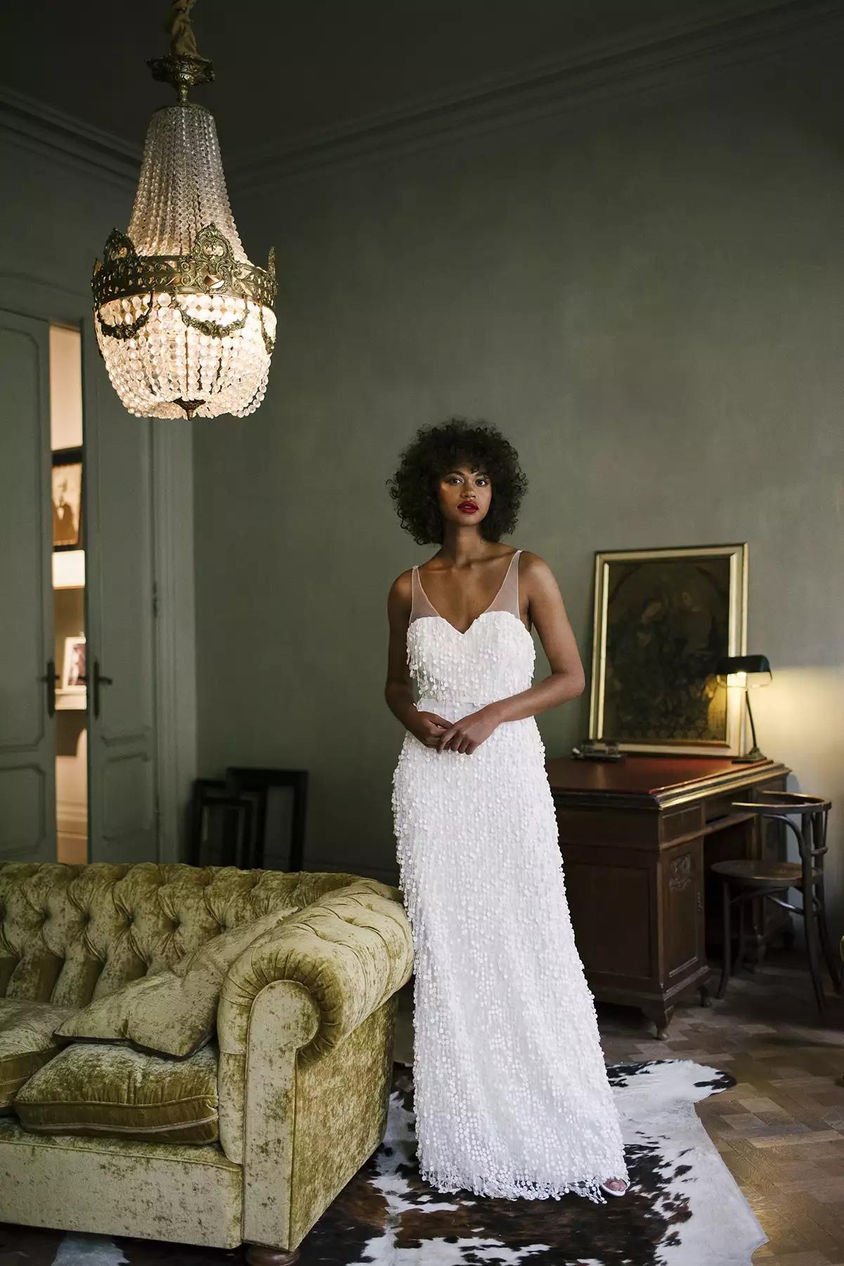 1hu4j3KNyIs - 21 романтическое платье для невесты в 2021 свадебном сезоне