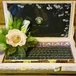 Как сделать ноутбук из конфет своими руками — МК и идеи
