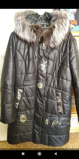 Продам зимний пуховик,размер 50-52,в хорошем состо...