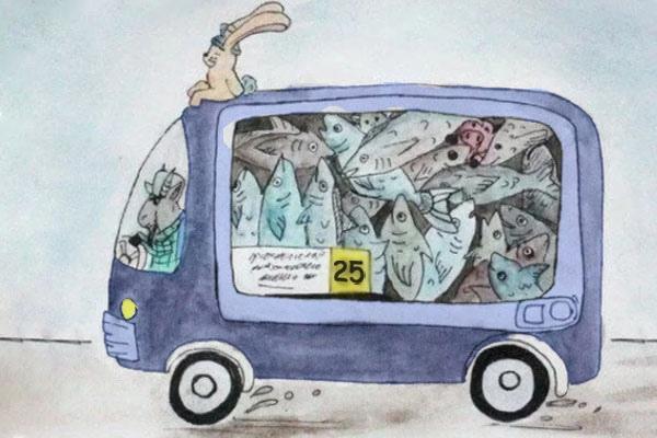 Брянские пассажиры пожаловались на жуткую давку в городских автобусах   С начала года в Брянске идет... [читать продолжение]
