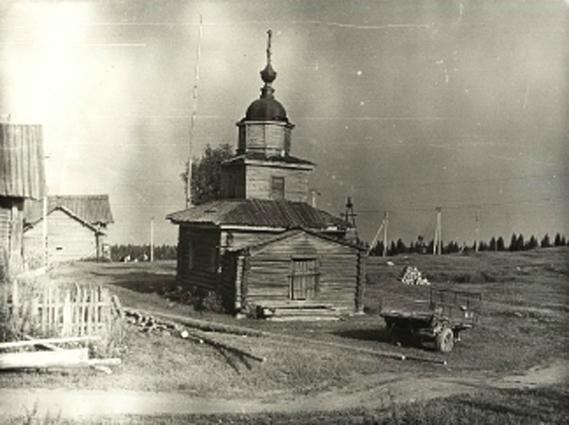 Казанский, Ерцево