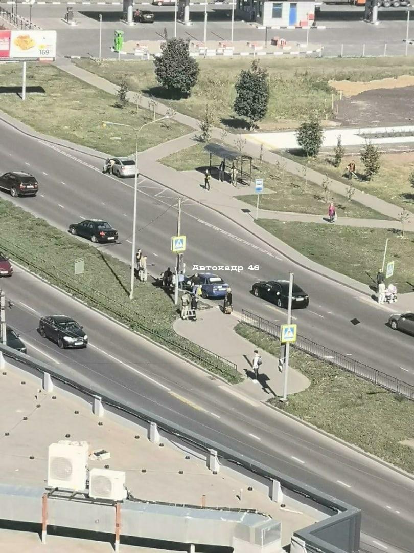 В Курске автомобилистка сбила 9-летнего ребенка на самокате