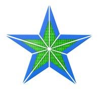 """Логотип """"ГВАРДИЯ"""" лазертаг и праздники в Челябинске"""