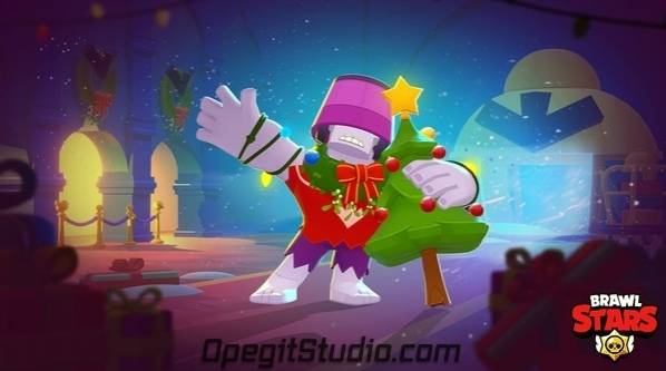 Праздничный Фрэнк уже доступен в игре! Стоимость: 150