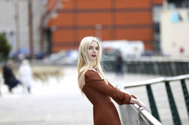 Anya Taylor-Joy The Associated Press Breathrough Entertainers Portraits 2020