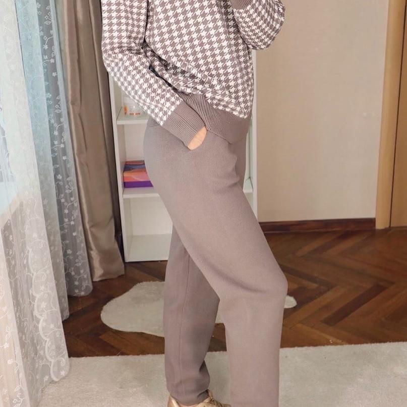 Трикотажный костюм #MASTGOU Store