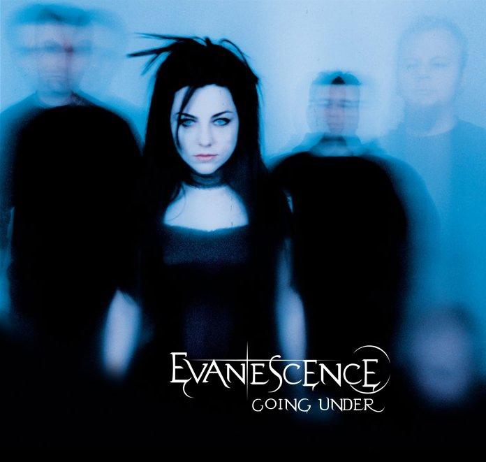 Evanescence album Going Under