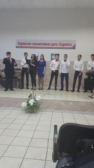 Праздничный концерт посвященный 23 Февраля и 8 Марта!