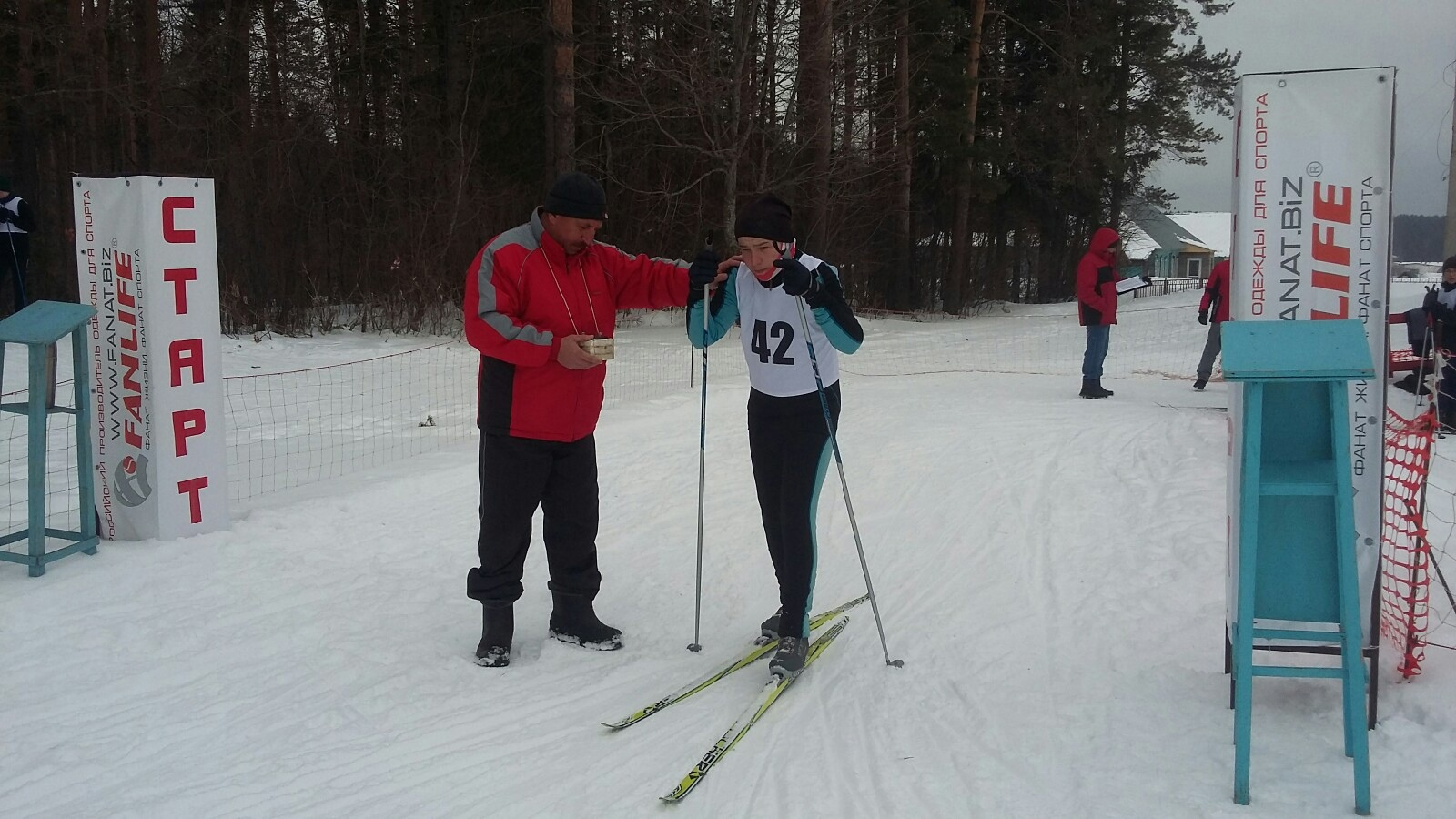 ⛷19 марта года на лыжной базе «Родник»