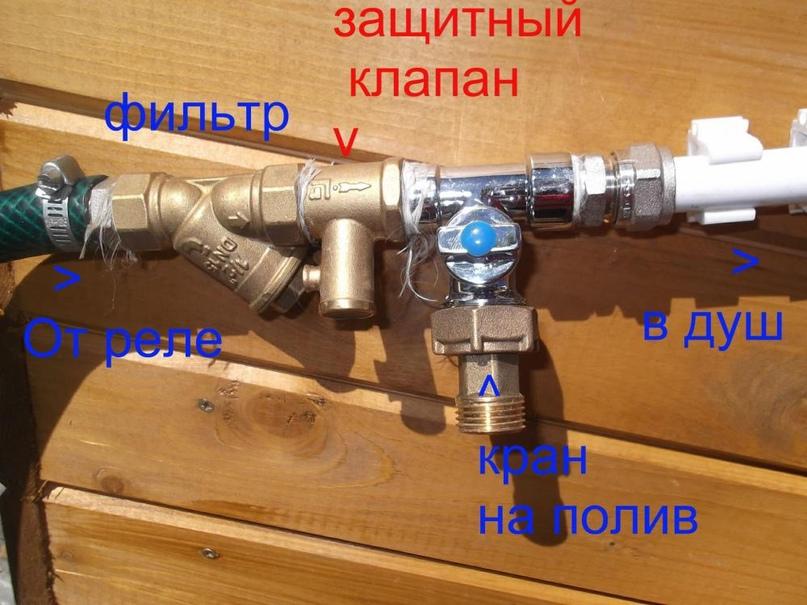 Как сделать Водопровод на даче своими руками., изображение №28