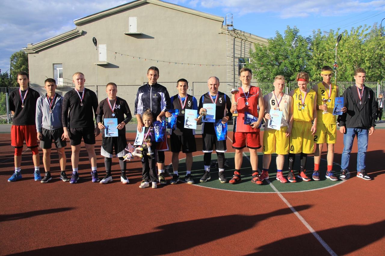 Первенство города Ирбита по стритболу (уличному баскетболу 3х3) 2021