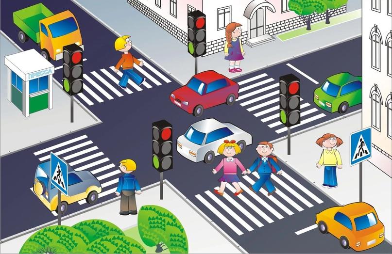Как правильно проезжать перекрестки?, изображение №3