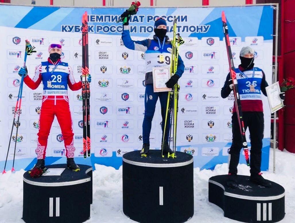 Можгинец Виктор Плицев стал вторым на Кубке