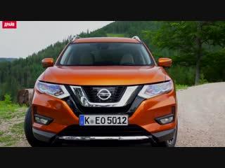Обновлённый Nissan X-Trail