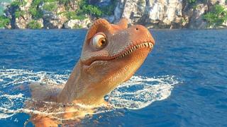 #1 Rexy and the Volcano - Dinosaur Cartoon - 4K 60Fps CGI Animated Film