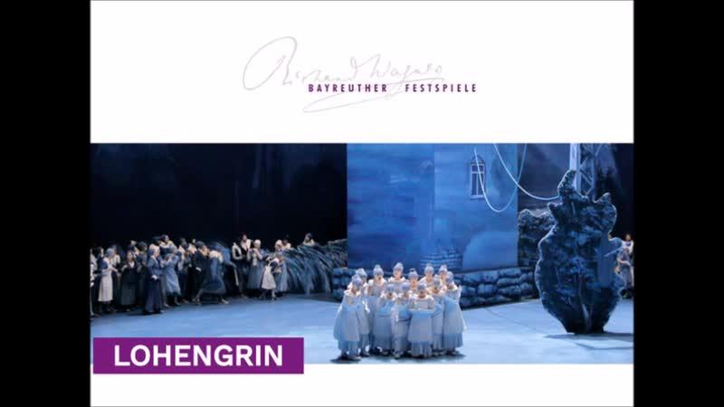 Wagner - Lohengrin - Bayreuther Festspielhaus- 26.07.2019- ( audio )