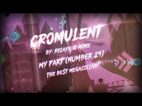 Geometry Dash Cromulent by Relayx more Моя часть номер 29
