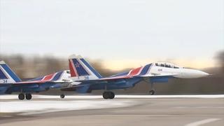 Всадники небес: легендарные «Русские Витязи» отмечают 30-летний юбилей