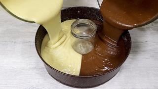 Wenn überhaupt keine Zeit ist! Leckerer Kuchen zum Tee in 5 Minuten Alles gemischt und im Ofen! # 4