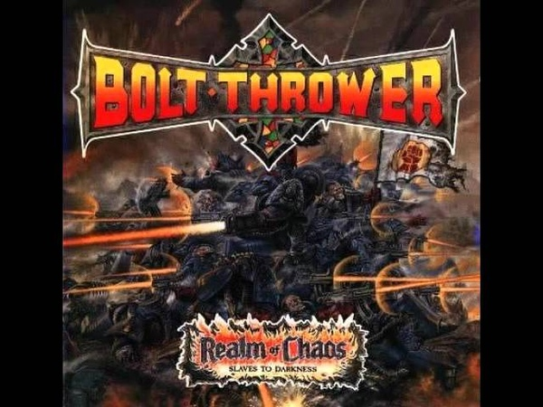 Bolt Thrower World Eater 1989