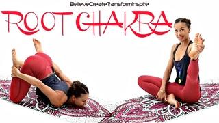 Root Chakra | 7 Chakras Yoga Series #1 | Juliette Wooten