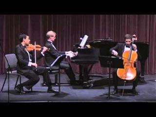 "Saint Michael Trio: ""Beau Soir"" by Claude Debussy"