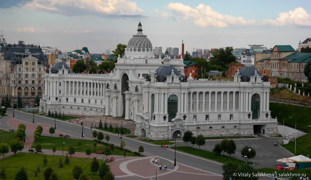 Дворец земледельцев в Казани – 2020
