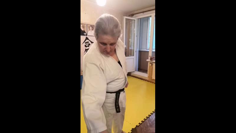 Live: Клуб Айкидо Ёшинкан Dojo Shusenkan