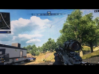 So my game crashed shortly after witnessing this...black ops 4 blackout