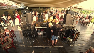 Elkin DJ Live Set STEREOPORNO - VII YEARS IN THE GAME Fantomas Chateau & Rooftop R_sound video