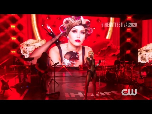 Miley Cyrus Who Owns My Heart LIVE at IHeartRadio Music Festival 2020