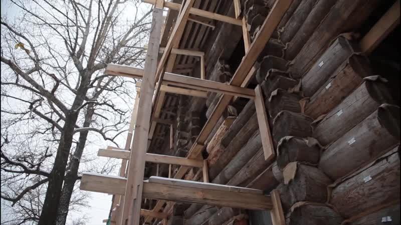 Реставраторы восстановят утраченный балкон в доме начала XIX века на Чернышевской