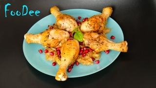 Объедение на ужин за 30 минут - Хохоп из курицы