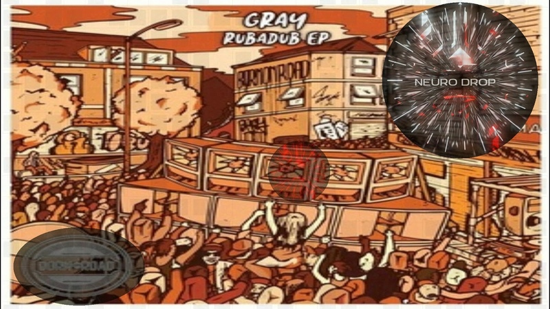 Gray - One Spliff (Original Mix) [neuro drop cut]