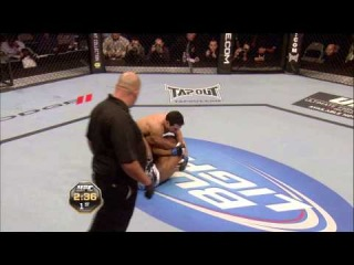 UFC 177 Free Fight: Danny Castillo vs. Shamar Bailey