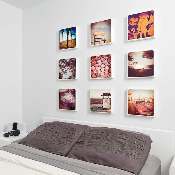 распечатка фотографий на стену отзыв будет длинным