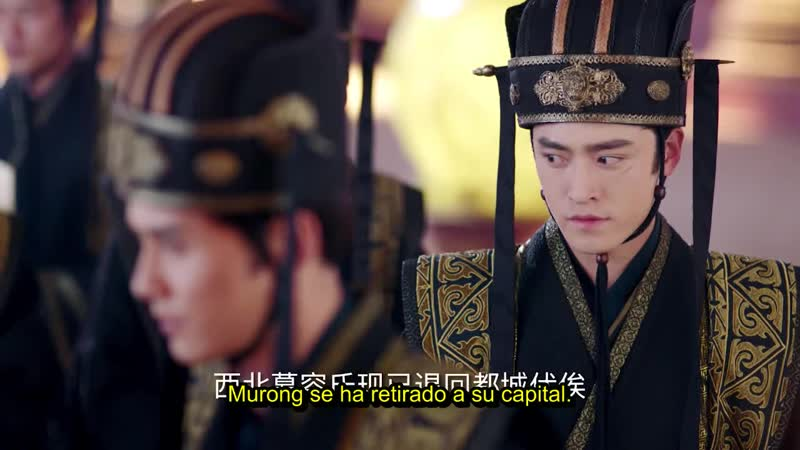 Ver capitulo The Legend of Dugu 1x33