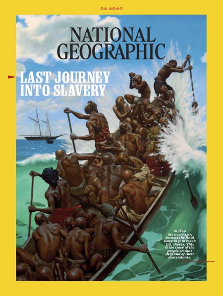 National Geographic Interactive - 02.2020