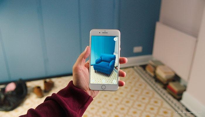 Лучшие AR-приложения для смартфона, изображение №1