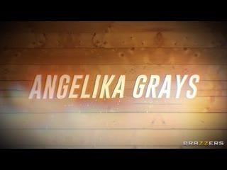 2020-10-03 Angelika Grays - Sauna Soak