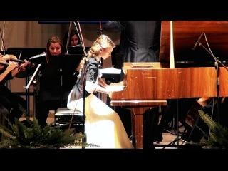 "Anastasia Makhamendrikova at the III Music Festival ""Pikalevsky Assembly"""