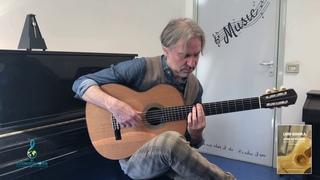 Livio Gianola: Studio n°18 - Classic and flamenco guitar lessons