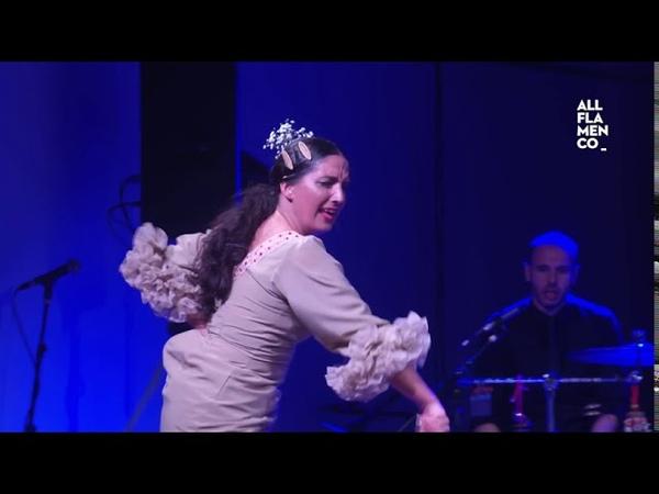 Saray García El Sentir de un pueblo 24 Festival de Jerez ALL FLAMENCO