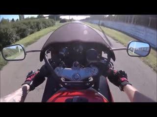 Покатушки Honda cbr 900rr FireBlade / Honda cbr 1000f /Yamaha fz400 Тихорецк