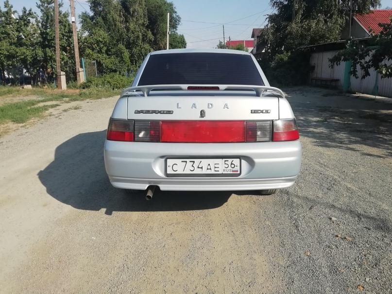 Купить ВАЗ 2110 В отличном состоянии, | Объявления Орска и Новотроицка №6818