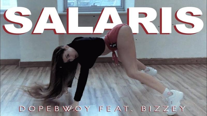 Dopebwoy feat Bizzey Salaris Twerk by Viktoria Boage VELVET YOUNG